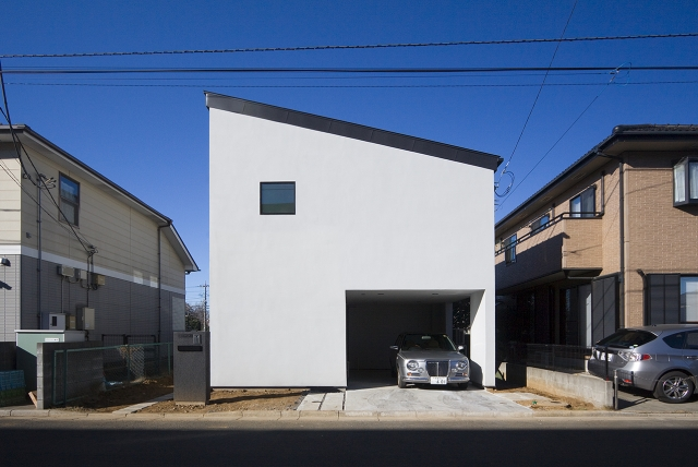 House in Musashisakai