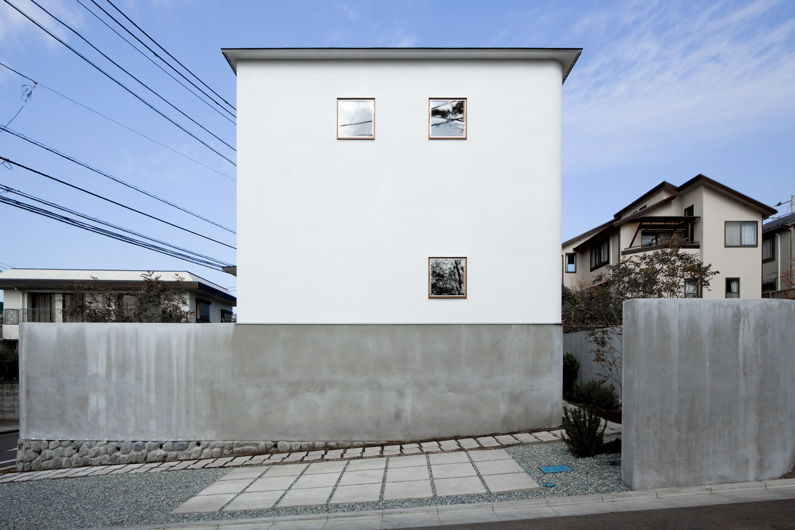 House in Kugenuma