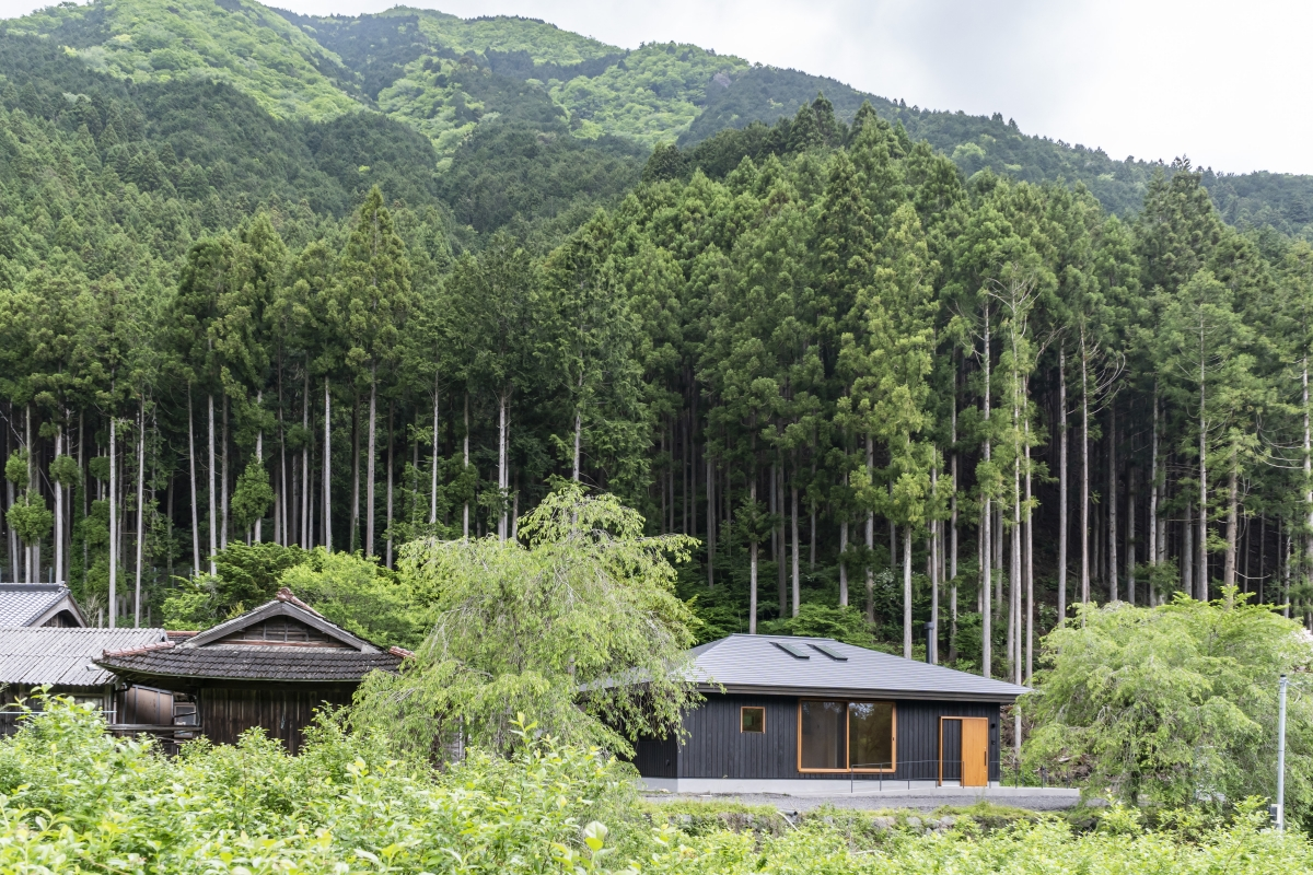 House in Fumoto