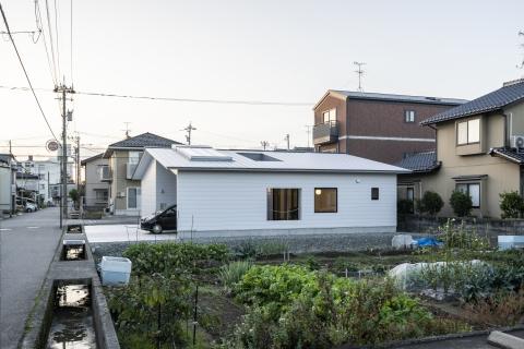 House in Kanazawa